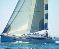 Sailing yacht Sun Odyssey 449 available for charter in Marina Rogac