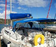 Sailing yacht Sun Odyssey 44i available for charter in Road Town