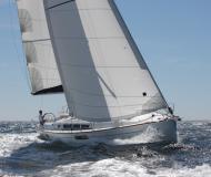 Sailing yacht Sun Odyssey 44i for hire in Lagoon Marina