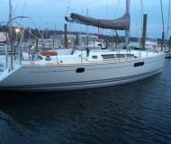 Yacht Sun Odyssey 44i for charter in Jamestown RI