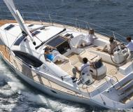 Yacht Sun Odyssey 44i available for charter in Punda Marina