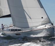Sun Odyssey 44i Segelyacht Charter Ermoupoli