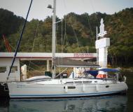 Sail boat Sun Odyssey 44i for charter in Netsel Marmaris Marina