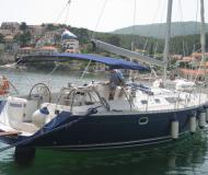 Sailing yacht Sun Odyssey 45 for rent in Marina Spinut