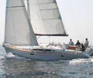 Sailing boat Sun Odyssey 45 available for charter in Edil Nautica Marina