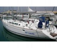 Sailing boat Sun Odyssey 45 available for charter in Nettuno