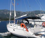 Yacht Sun Odyssey 45.1 for hire in Barska Marina