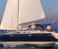 Sun Odyssey 45.2 Segelyacht Charter Neapel