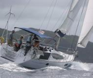 Sailing yacht Sun Odyssey 45DS available for charter in Lagoon Marina