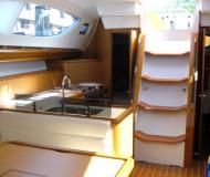 Yacht Sun Odyssey 45DS Yachtcharter in Lagoon Marina