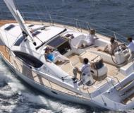 Sailing yacht Sun Odyssey 45DS for rent in Clifton