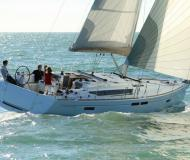 Sailing yacht Sun Odyssey 469 for charter in Finikas