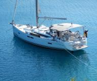 Sailing yacht Sun Odyssey 469 for hire in ACI Marina Trogir