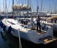 Segelyacht Sun Odyssey 469 chartern in Kos Marina