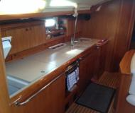 Sailing boat Sun Odyssey 49 available for charter in Gouvia Marina