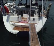 Yacht Sun Odyssey 49 Yachtcharter in Gouvia Marina