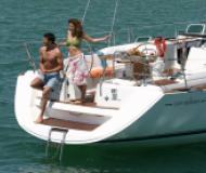 Yacht Sun Odyssey 49 - Sailboat Charter Syracuse