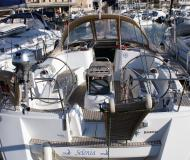 Sailing yacht Sun Odyssey 49 for hire in San Vincenzo