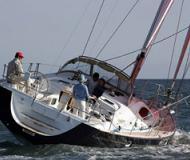 Sun Odyssey 49DS Segelyacht Charter Ermoupoli