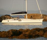Sailing boat Sun Odyssey 49i for hire in Portoferraio