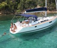 Sun Odyssey 49i Segelyacht Charter Amalfi