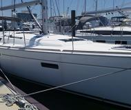 Sailing yacht Sun Odyssey 509 for charter in Plattsburgh