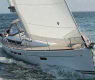 Yacht Sun Odyssey 509 available for charter in Kos Marina