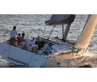 Sailing yacht Sun Odyssey 509 for hire in Maya Cove