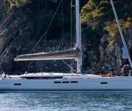 Yacht Sun Odyssey 509 available for charter in Marina La Lonja