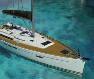 Yacht Sun Odyssey 509 available for charter in Port Moselle