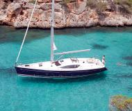 Yacht Sun Odyssey 50DS for hire in Finikas