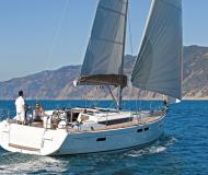 Sailing yacht Sun Odyssey 519 for hire in Volos
