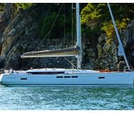 Sailing yacht Sun Odyssey 519 for hire in Lefkas