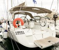 Sail boat Sun Odyssey 519 for charter in Lefkas Marina