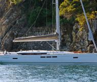 Segelyacht Sun Odyssey 519 Yachtcharter in Furnari