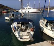 Yacht Sun Odyssey 52.2 available for charter in Rhodes city