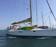 Sailing yacht Sun Odyssey 54 DS for hire in Cartagena