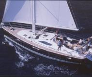 Sailing boat Sun Odyssey 54 DS available for charter in Cartagena