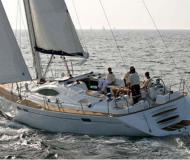Segelyacht Sun Odyssey 54 DS Yachtcharter in Biograd na Moru