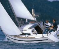 Segelyacht Sunbeam 26.2 chartern in Marina am Tiefen See