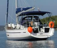 Yacht Sunbeam 36.1 available for charter in Biograd na Moru