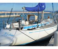 Segelyacht Swan 39 Yachtcharter in Castiglione della Pescaia