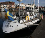 Yacht Swan 59 for charter in Lagos