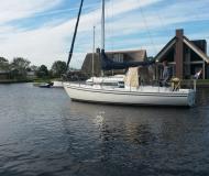 Yacht Van de Stadt 27 chartern in Marina Maran