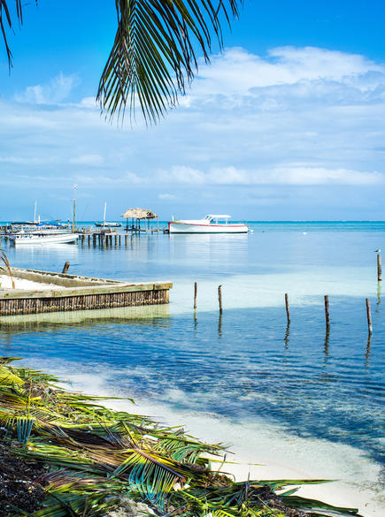 Sailing Holiday and Yacht Vacation Belize