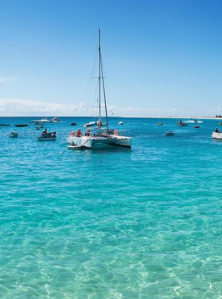 Sailing Vacation Cape Verde