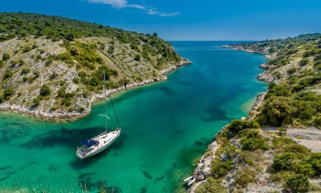 Yachturlaub im Mittelmeer