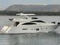 Doqueve 70 Motoryacht Charter Ibiza Stadt