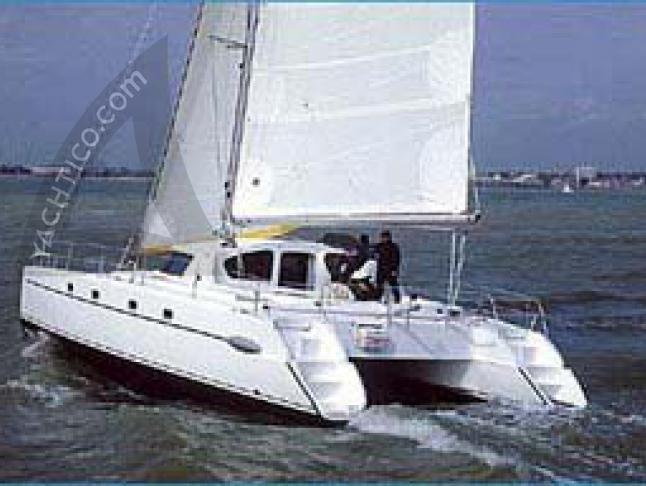 Katamaran Belize 43 Yachtcharter in Koumac