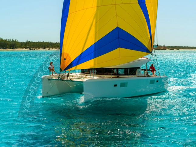 Charter Catamaran Lagoon 39 for rent in Sibenik - Croatia